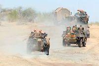 L'accord prévoit un retour de l'armée malienne à Kidal et un cantonnement des combattants touareg sur des sites de regroupement. ©PASCAL GUYOT