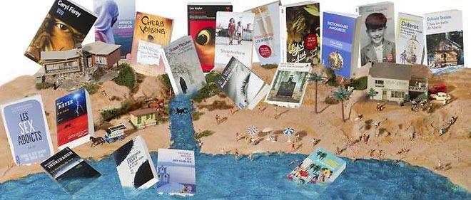 """Résultat de recherche d'images pour """"livre en vacance"""""""