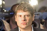 l'ancien coureur allemand Jan Ullrich, en 2008. ©AP