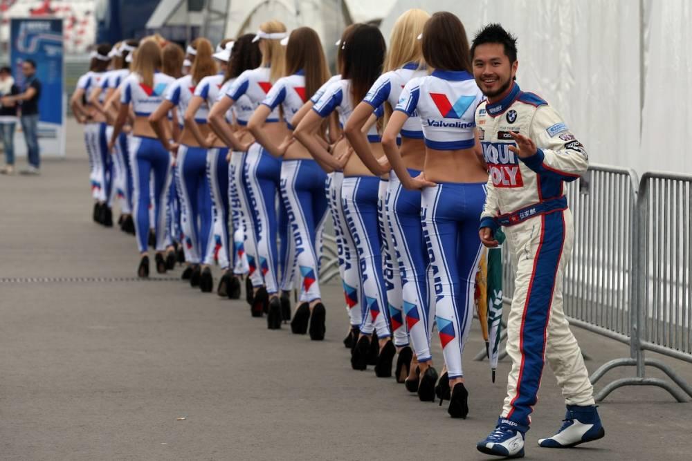 Une ambiance qui n'a rien à envier à la Formule 1