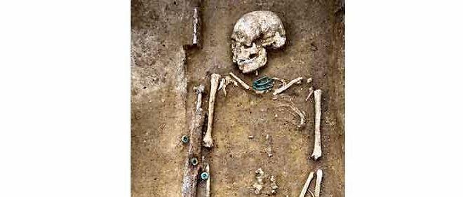 Des guerriers celtes reposent à Buchères (Aube) depuis 24 siècles.