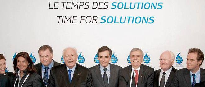 Les politiques affluent au sommet mondial de l'eau