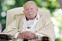 Le pape Jean-Paul II en 2004. ©Sichov / Facelly