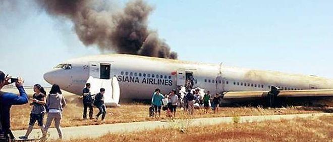 Un avion de la compagnie sud-coréenne a raté son atterrissage à San Francisco le samedi 6 juillet 2013.