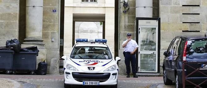 L'hotel de police a Versailles (photo d'illustration).