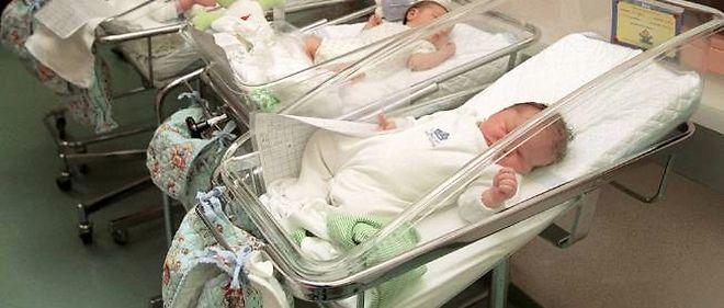 Les naissances par PMA augmentent chaque année en France.