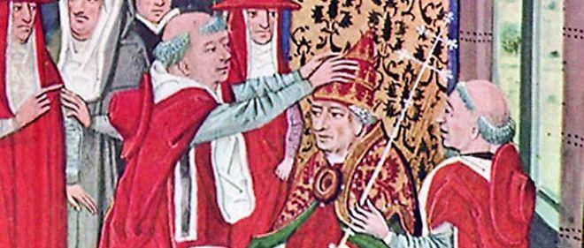 Les Papes a Avignon