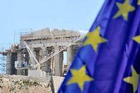 La récession est toujours sévère cette année en Grèce. ©LOUISA GOULIAMAKI