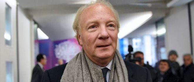 Le vice-président de l'UMP se prononce pour une réforme du financement des partis.