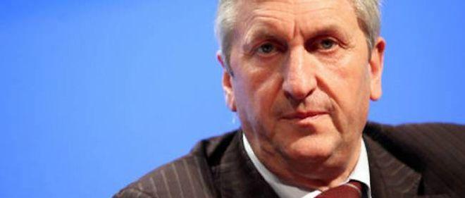 Jean-Michel Lemétayer, ancien président de la FNSEA.