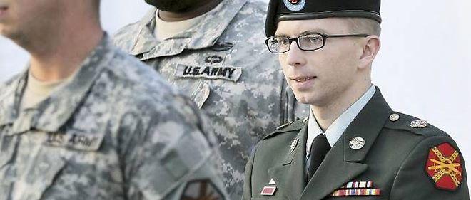 Le soldat première classe Manning.
