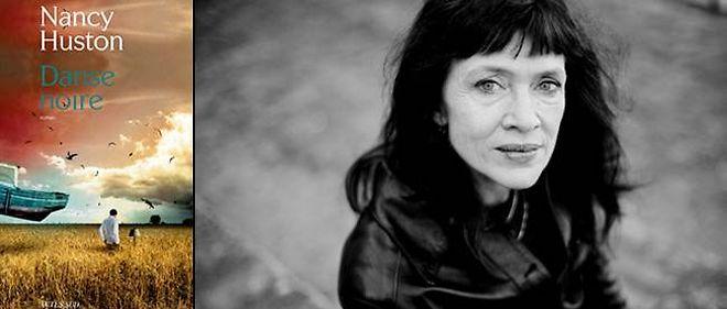 """""""Danse noire"""" de Nancy Huston, sort le 21 août chez Actes Sud."""