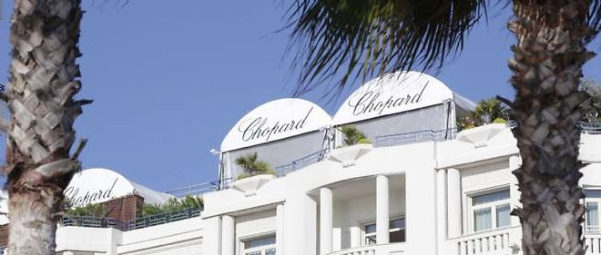 Le salon Chopard, lors du 66e Festival de Cannes. (Image d'illustration)