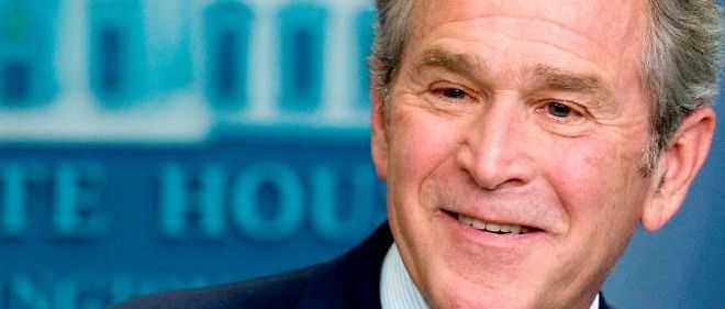 "George W. Bush, dit ""Bush Junior""."