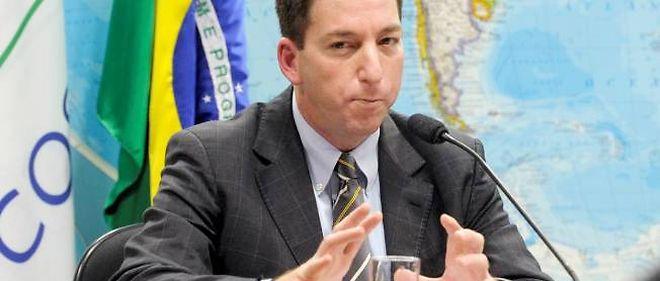 Glenn Greenwald a été entendu par le Sénat brésilien sur l'affaire Snowden.