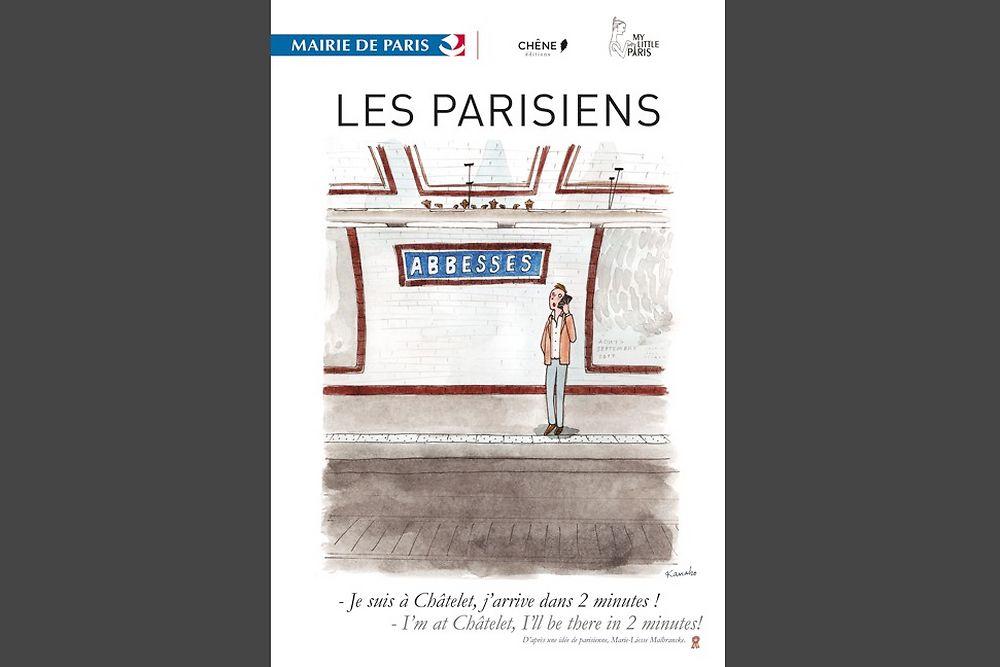 Le Parisien, toujours en retard