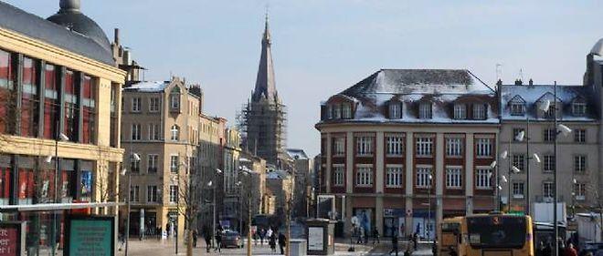 Le père et sa fille avaient disparu dimanche, à Metz.( Photo d'illustration : la ville de Metz).