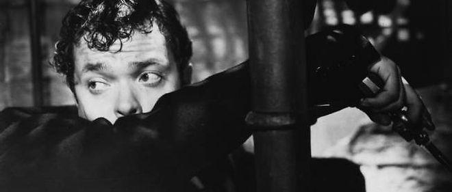 "Photo d'illustration tirée du film ""The Third Man"" (1949)."