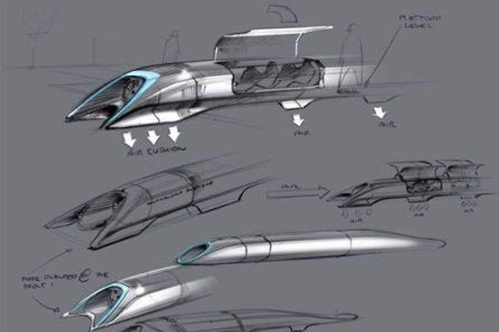 """Hyperloop"""