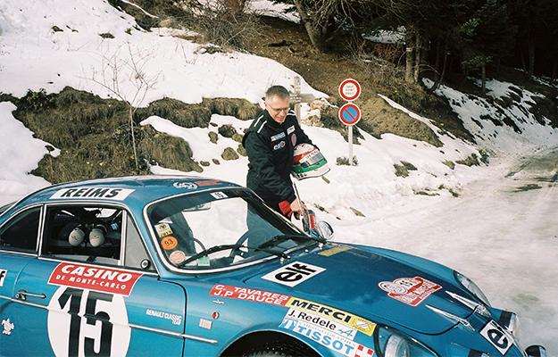 Il participait encore au Monte-Carlo Classic cet hiver.
