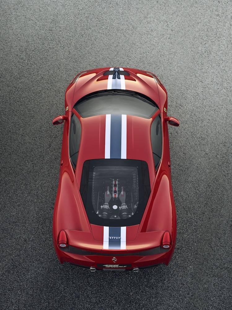 Le V8 revient en pleine santé et mérite toujours de figurer en vitrine