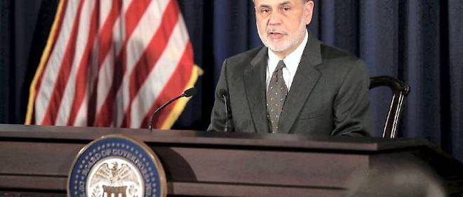 Ben Bernanke aura la lourde tâche de commencer à réduire les rachats de dette publique et d'obligations gagées sur des prêts immobiliers de la Fed sans déclencher de catastrophe.