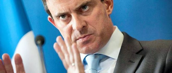 Manuel Valls, en septembre 2012.
