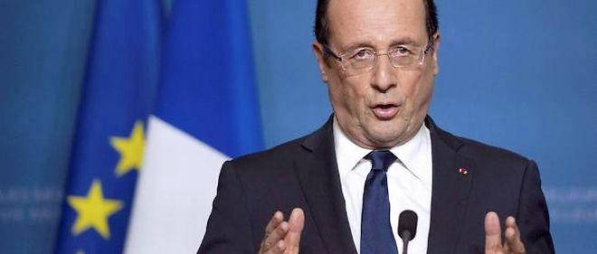 François Hollande n'a pas suivi son ministre de l'Intérieur, Manuel Valls, qui estime que la question du rapprochement familial mérite d'être posée.