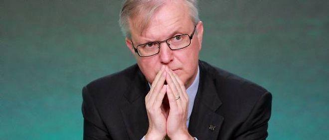 Le commissaire européen aux Affaires économiques, Olli Rehn.
