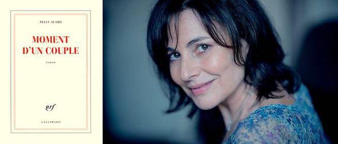 """Nelly Alard publie """"Moment d'un couple"""" chez Gallimard."""