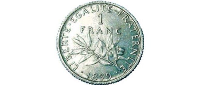 Le franc Poincaré