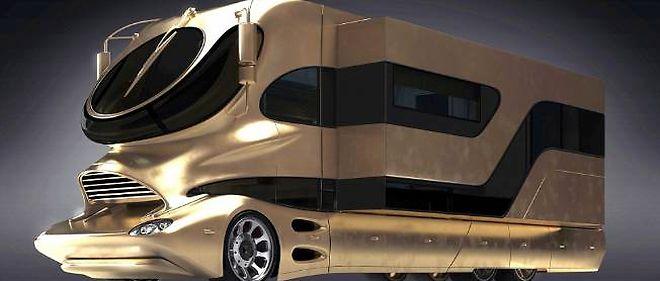 L Elemment Marchi Mobile Le Camping Car Le Plus Cher Du Monde