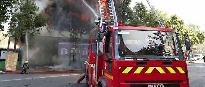 Un incendie meurtrier a ravagé une maison de retraite dans l'Isère vendredi soir (image d'archives).