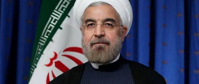 Hassan Rohani, le 6 août 2013, à Téhéran.