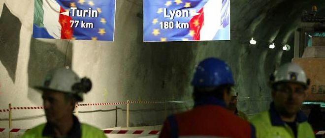 Les travaux d'accès à la ligne à grande vitesse Lyon-Turin ont été officiellement déclarés d'utilité publique et urgents au JO.