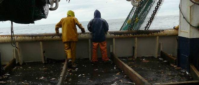 Image result for Pêcheur en haute mer
