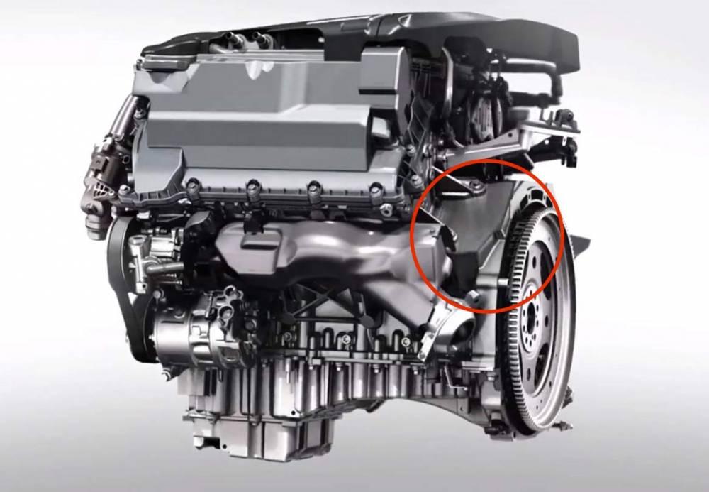 V6 Jaguar complet