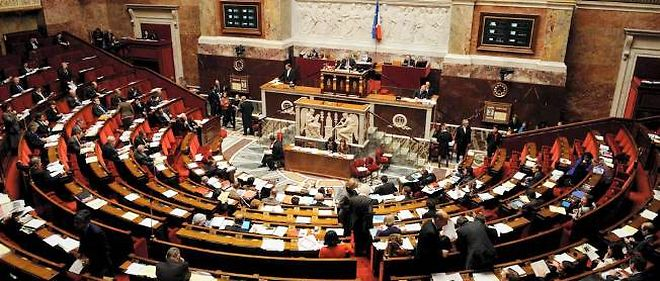 Les députés sont partagés sur l'éventualité d'une attaque française en Syrie (photo d'illustration).