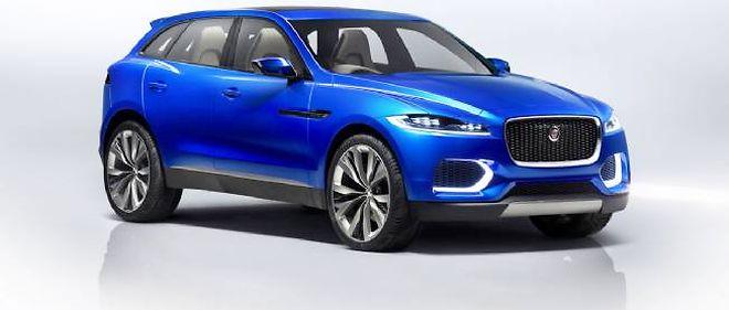 """Résolument sportif pour un SUV, le C-X17 préfigure ce que pourrait être la réponse de Jaguar au futur Porsche Macan. Il est par ailleurs basé sur une nouvelle plate-forme en aluminium qu'étrennera la """"Baby Jaguar"""" en 2015."""