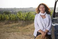 Zeynep Arca Salliel de Arcadia Vineyards en Turquie ©REA