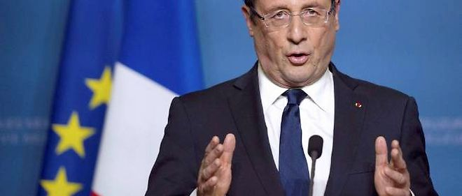 Francois Hollande, le 29 octobre 2012.