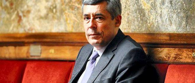 Le député UMP des Yvelines et ex-plume de Nicolas Sarkozy, Henri Guaino.
