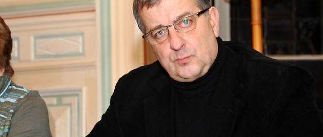 Régis Cauche, maire de Croix (Nord).