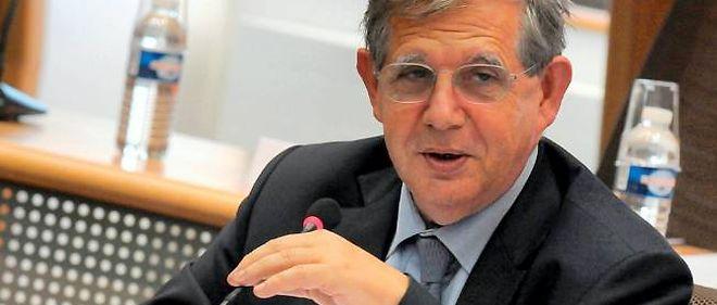 Jacques Mézard au conseil municipal d'Aurillac.