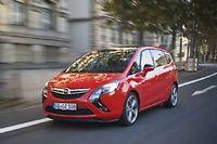 Un Opel Zafira
