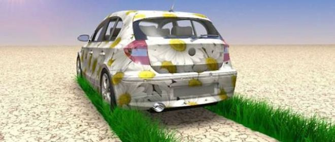 Une voiture plus verte que verte, c'est sans doute ce que prône le gouvernement français qui encourage l'électrique et le diesel.