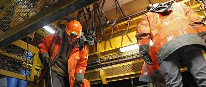 Des ouvriers (image d'illustration).