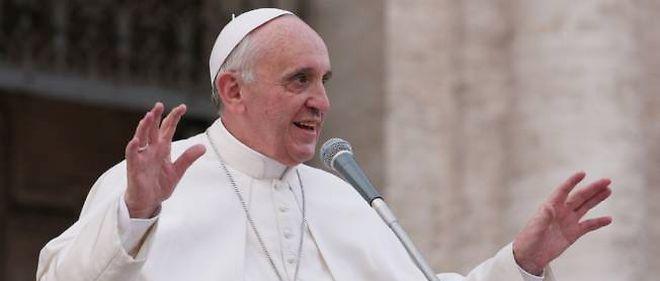Le pape François, à Rome.