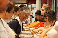 Certains bénévoles prennent des congés pour participer au festival. ©A. Driancourt/CITIA