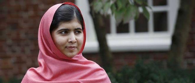 La militante pakistanaise pour l'éducation, Malala Yousefzaï, le 27 septembre, lors d'une présentation à l'université de Harvard, aux États-Unis.